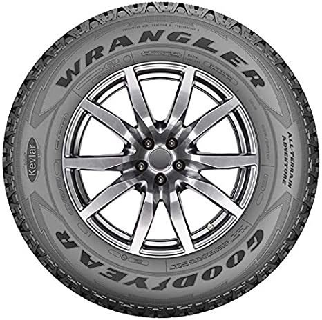 Goodyear Wrangler At Adventure M S 205 60r16 110s Sommerreifen Auto