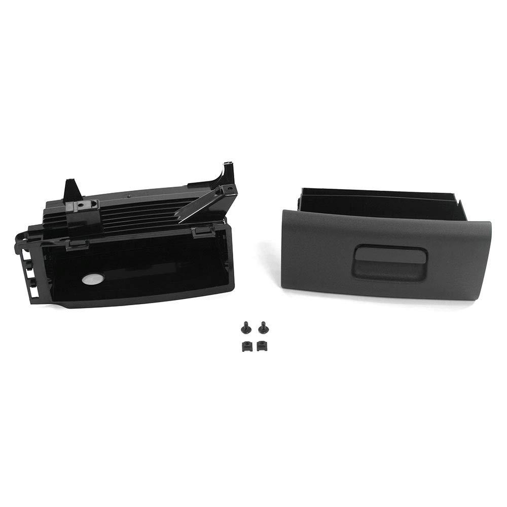 Nachr/üstsatz Schublade Sitz rechts vorn Ablagekasten Beifahrersitz schwarz