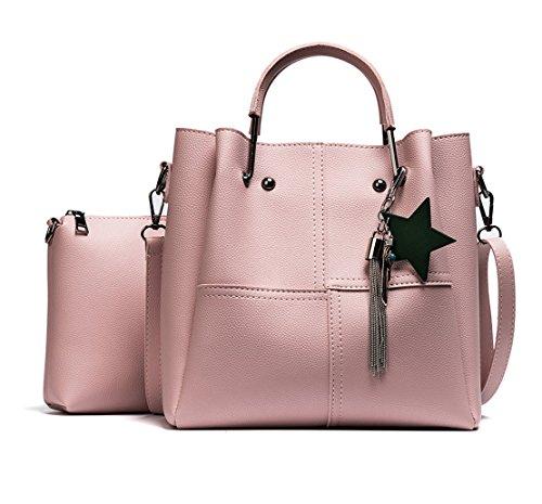 Bag Women Shoulder Bags Purses And And Handbags Shoulder Pink Shoppers Clutches 0Z0rqB
