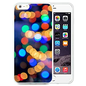 New Beautiful Custom Designed Cover Case For iPhone 6 Plus 5.5 Inch With Neon Lights At Night (2) Phone Case