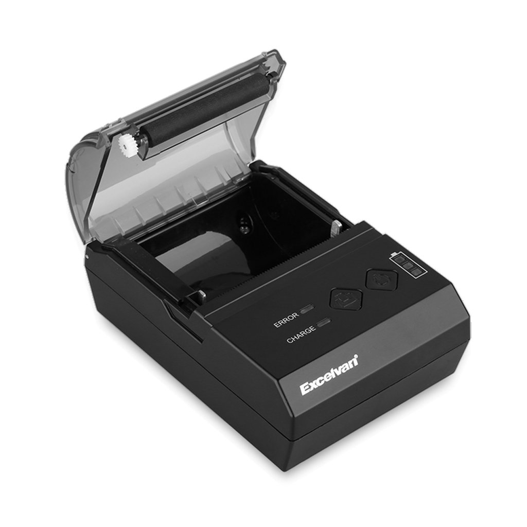 Excelvan 58 mm Impresora térmica de Ticket conectada Bluetooth ...