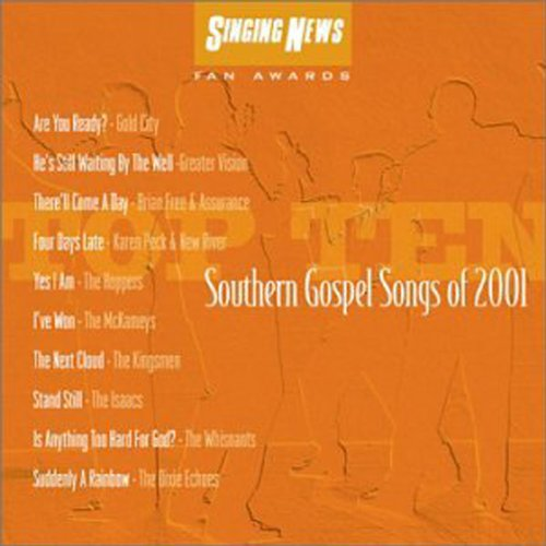 Singing News Top Ten Songs of 2001