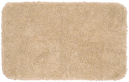 Garland Rug Serendipity Shaggy Washable Nylon Rug, 30-Inch by 50-Inch, Linen