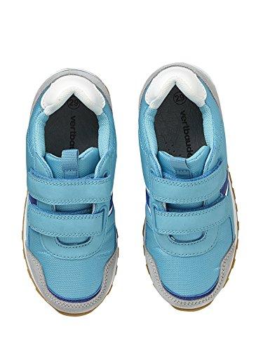 Vertbaudet Sneakers mit Klettverschluss Blau