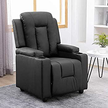 Amazon.com: 4HOMART Adjustable Living Room Recliner Chair ...