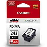 Canon PG-243 Black Ink Cartridge for PIXMA Printers (Non-Retail Packaging)
