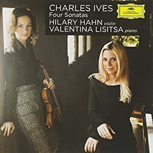 Ives: Four Sonatas