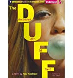 download ebook [ the duff: designated ugly fat friend ] by keplinger, kody ( author) 2013 [ compact disc ] pdf epub