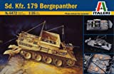 SdKfz 179 Bergepanther Recovery Vehicle 1/35 Italeri