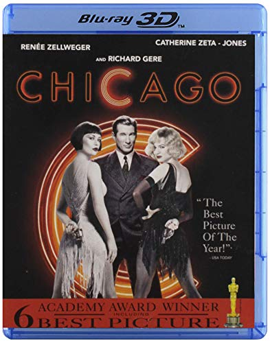 Click for larger image of Chicago [Blu-ray]