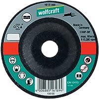 Wolfcraft 1621099 1621099-1 Disco de Cortar para Piedra