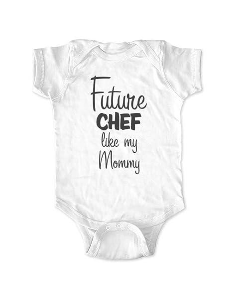 Amazon.com: Bonito y divertido chef del futuro como mi mamá ...