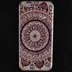 Special Symbol Design Hard Cover Case for iPhone 6