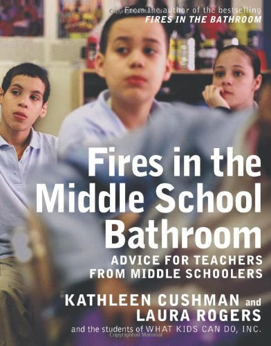 Fires In Middle School Bathroom