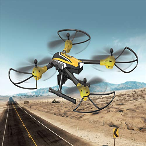 MOZATE KAIDENG K70 HD Camera 6 Axis Gyro Altitude Hold Mode 3D Flip Roll RC Quadcopter (Yellow) by MOZATE (Image #7)