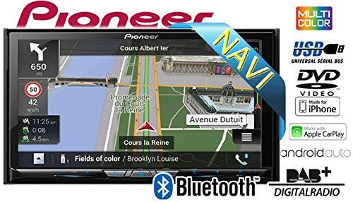 Pioneer Avic-Z820DAB Navigation-AV System