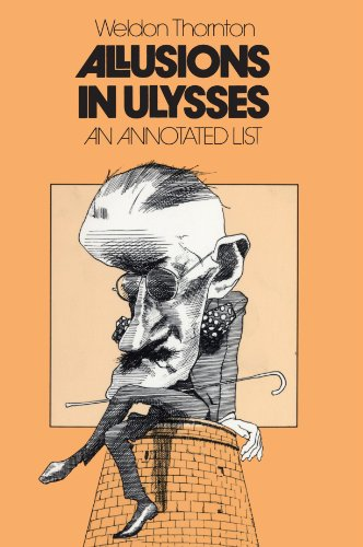 Allusions in Ulysses: An Annotated List