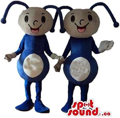 SpotSound - Disfraz de Mascota con diseño de Hormigas: Amazon.es ...