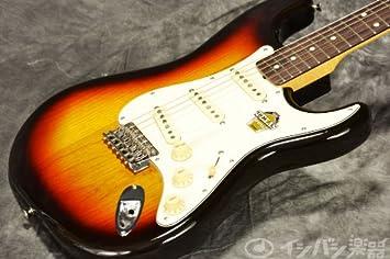 Fender Japón st62-tx 3TS Stratocaster Guitarra eléctrica sunburst 62 estilo japonés en 3
