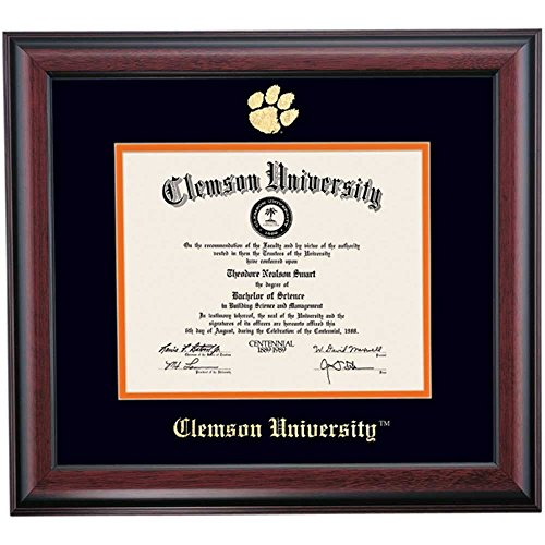 clemson diploma frame - 4