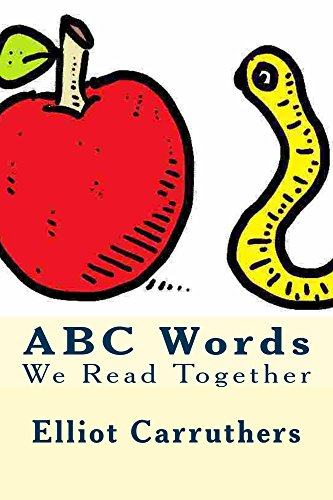 #freebooks – ABC Words: We Read Together by Elliot Carruthers