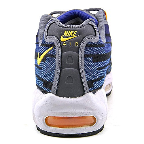 Air 5 JCRD 95 45 EU Trainers Nike Grey Blue Max Mens ZPqqgT