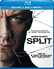 Writer/director/producer M. Night Shyamalan returns with an original thriller that delves into the mysterious recesses of one man's fractured, gifted mind. Though Kevin (James McAvoy) has revealed 23 personalities to his psychiatrist, there r...