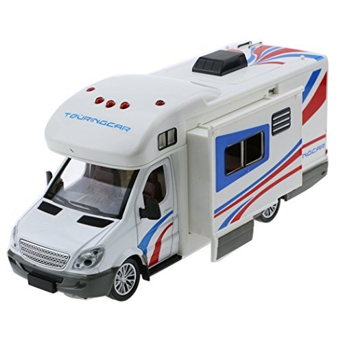 Micord Holiday Camper Van Car Toy For Kid/Motor Home Toy -