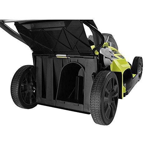 16 ONE 18 Volt Lithium Ion Hybrid Walk Behind Lawn Mowers