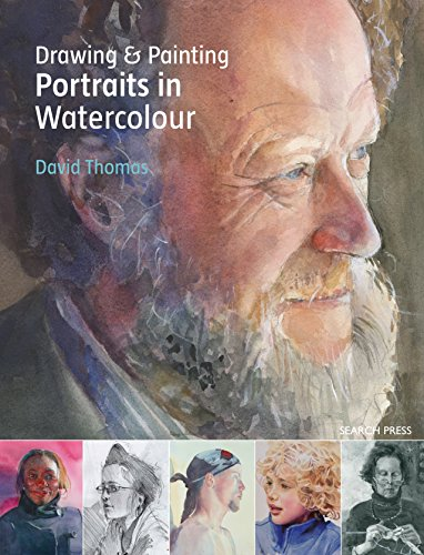 Drawing amp Painting Portraits in Watercolour