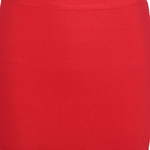 Color Piece Rot Bandage Length Pure Set Women 2 Knee HLBandage Dress axqXfX