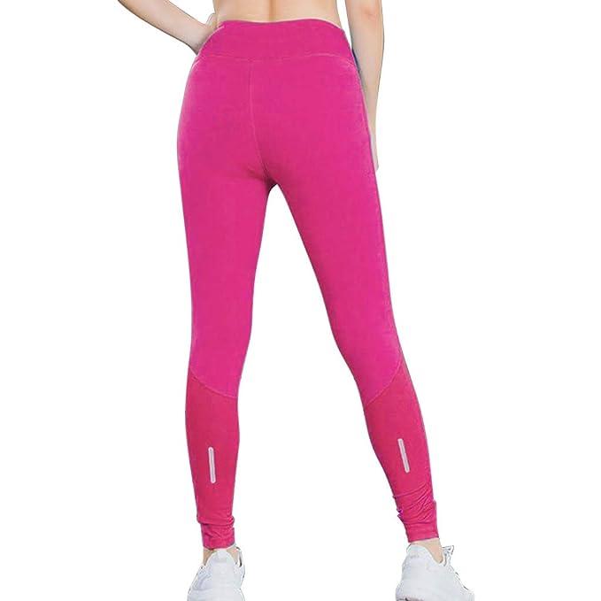 Pantalones Bombachos Yoga Mujer Leggings Gym Pantalon Yoga Mujer ...