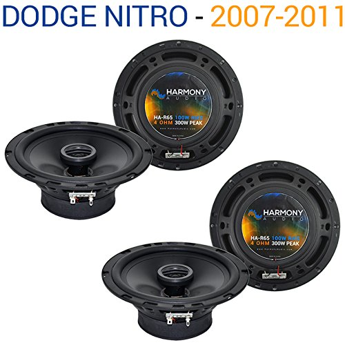 Amazon Dodge Nitro 20072011 Factory Speaker Replacement Rhamazon: 2007 Dodge Nitro Speaker Location At Gmaili.net