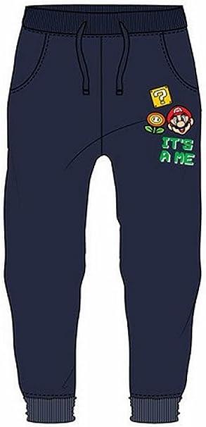 Pantalón chandal de Super Mario: Amazon.es: Ropa y accesorios