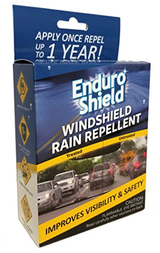 EnduroShield Windshield Rain Repellent Lasts up to 1 Year!