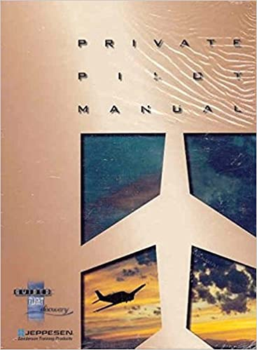Private pilot manual 9780884872115 reference books amazon fandeluxe Images