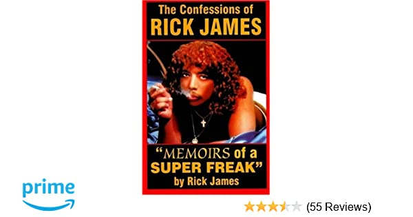The confessions of rick james memoirs of a super freak rick james the confessions of rick james memoirs of a super freak rick james 8601405988744 amazon books fandeluxe Choice Image