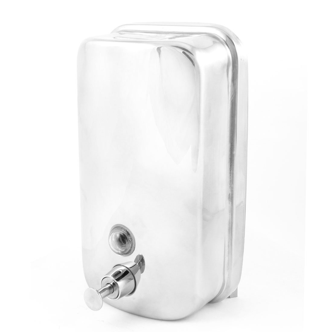 Amazon.com: eDealMax Acero inoxidable jabón líquido dispensador de la loción Holder 1000ml: Home & Kitchen