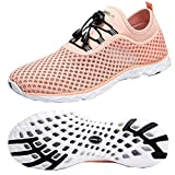 Zhuanglin Womens Lightweight Aqua Water Shoes Beach Sneakers