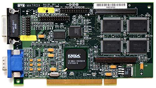 MGA-MYST/4NR - 4MB PCI VIDEO CARD, 644-00 REV.A (NO BRACKET)