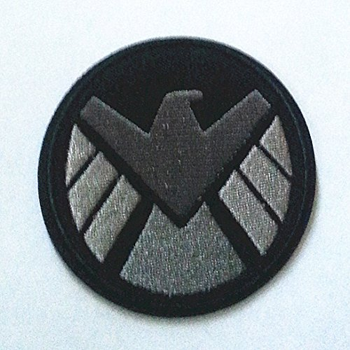 Marvel Comics AGENTS OF SHIELD Logo 3 1/2