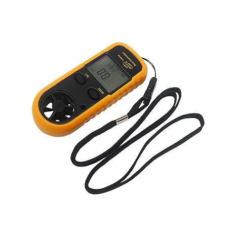 Biback - Termómetro Digital de Mano con Sensor de presión de Alta precisión, con luz