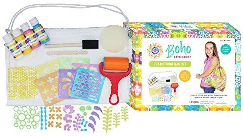 - Kidzaw DIY Drawstring Bag Kit