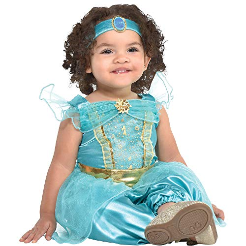 Peacock Baby Halloween Costumes - Party City Jasmine Halloween Costume for