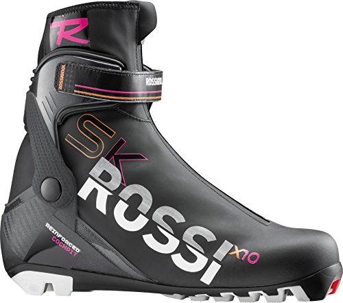 Rossignol X-10 Skate FW XC Ski Boots Womens Sz 39