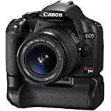 MP power @ Batterie Grip Poignée D'alimentation Pour Canon EOS 550D 600D 650D 700D Appareil Photo Reflex DSLR Numérique + 2X batterie LPE8 LP-E8