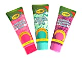 Girls Tub Toy Finger Paint Soap Set for Bathtub Play