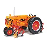 Minneapolis Moline U Tractor With Cultivator 1/16 Diecast Model by Speccast SCT561