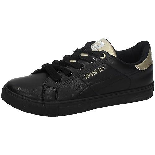 XTI 41064 Deportivas Negras Mujer Deportivos: Amazon.es: Zapatos y complementos