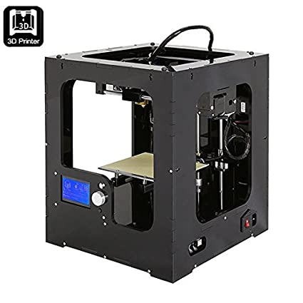 Impresora 3D Metal Alta precisión LCD Pla ABS Windows Mac iOS ...